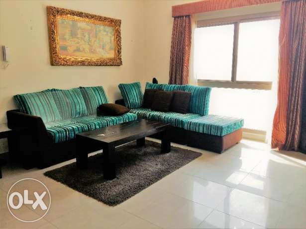 2 Bedroom f/furnished Apart in Burhama