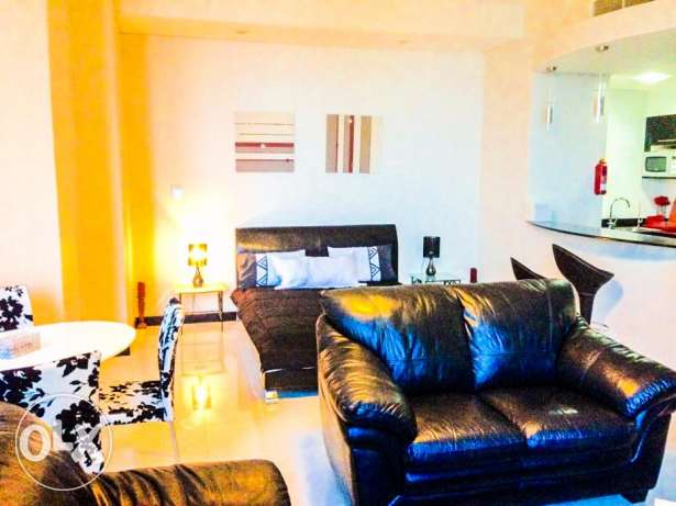 Ultra Luxurious Furnished Studio Apartment