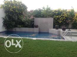 Luxurious and elegant furnished villa in hamalah rent 2400