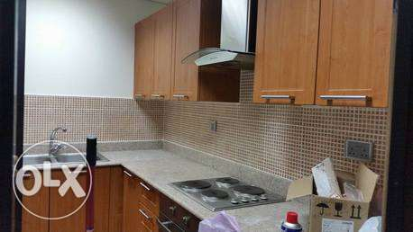 semi furnished apartment budaiya البديع -  1