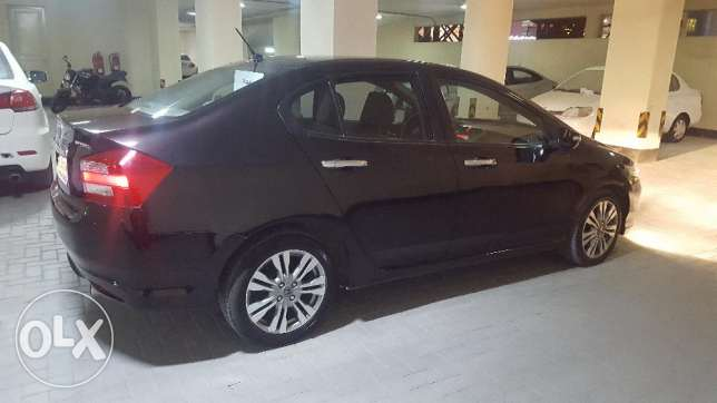 Honda city 2012 full option