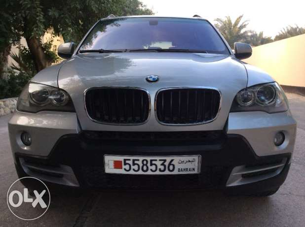 For Sale 2007 BMW X5 Bahrain Agency