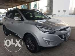 Hyundai Tucson 2014 Full Option Excellent Condition