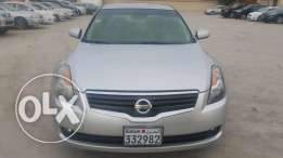 Nissan Altima model 2008 full option