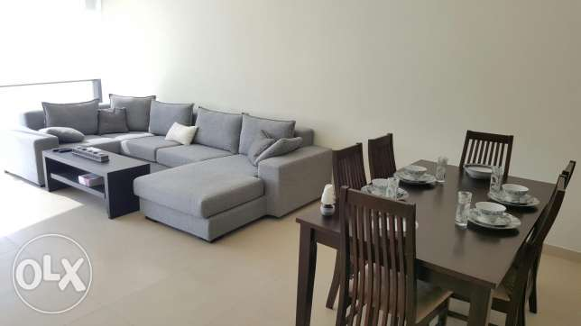 Awesome Fully furnished 2 BHK flat with gym
