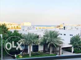 Semi furnished Three bedrooms in Tala compound Amwaj-Island.