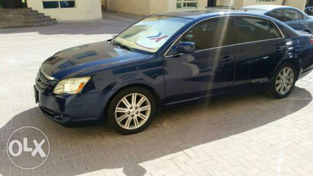 Toyota avalon 2006 full optin limted