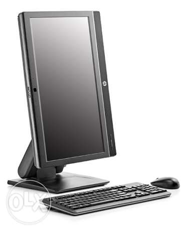 HP Compaq Elite 8300 All-in-One Desktop PC i5 8gb 500Hdd