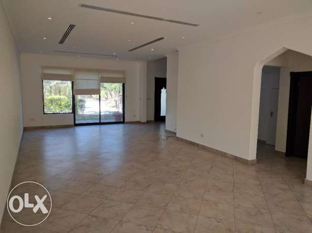 Modern 4 Bedroom semi furnished villa for rent with garden - inclusive