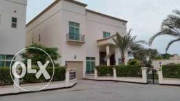 semi furnished villa with private pool budaiya