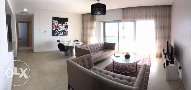 Fully furnished 2BR flat with stunning views in Amwaj