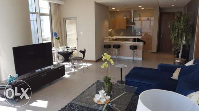 1Bed in Seef For Sale With 40% Payment/sea view