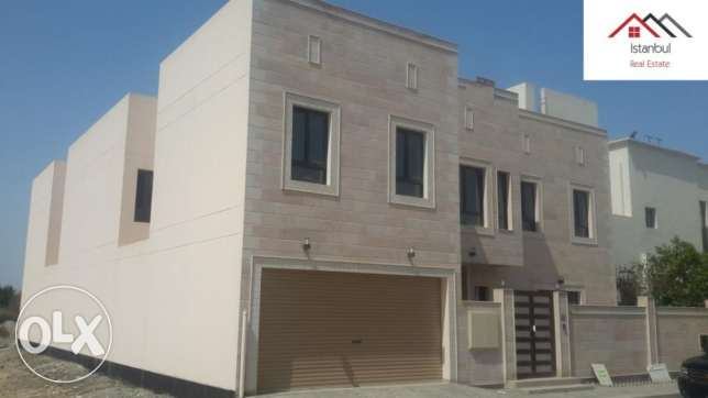 New Villa near Macro Mart, Saar