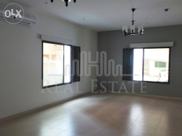 Semi furnished 3-bedroom apartment for rent