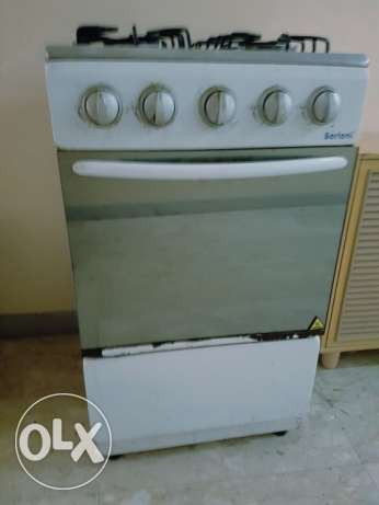 Urgent sale , Cooking Range with 4 burners & Grill BD 20