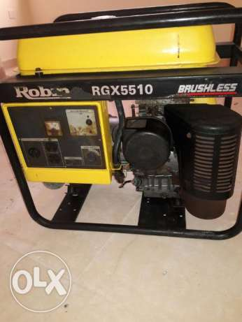 Used Robin 5KV Generator for Sale
