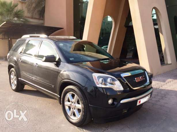 Black Acadia in Top Condition! Inspection Cleared!