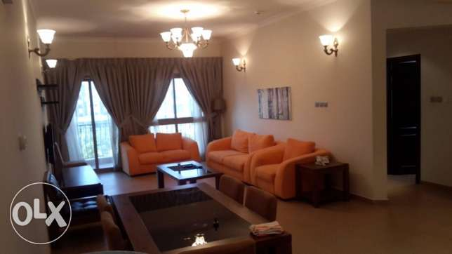 Nice 2 BR Apartment in Adllya / Balcony