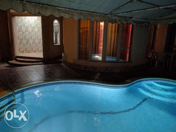 Hidd - 3 Bedroom fully furnished villa with private pool - inclusive