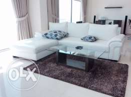 City and sea view executive 2 bedroom fully furnished apartment