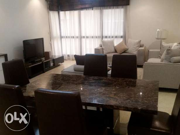 Spacious and cozy 3 bedroom fully furnished apartment in Sanabis