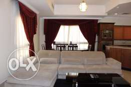 3 bedroom apartment fully furnished for navy in Juffair