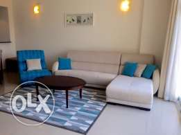 Wide and Bright Apartment for Rent in Amwaj Island