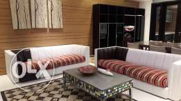 Ultra Modern 3 Br+maids room full furn villa near Adliya BD.1100 Inc