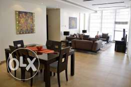 Beautiful 2 Bedrooms apartment with nice facilities in Seef/Sanabis
