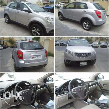 Ssangyong Korando 2014 Jeep for sale