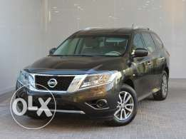 Nissan PATH FINDER 2015 Brown For Sale