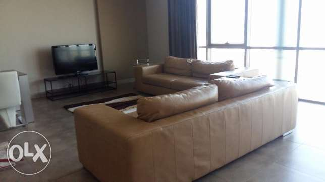 For rent 3 bedrooms apartment with modern furniture Floating city&Sea