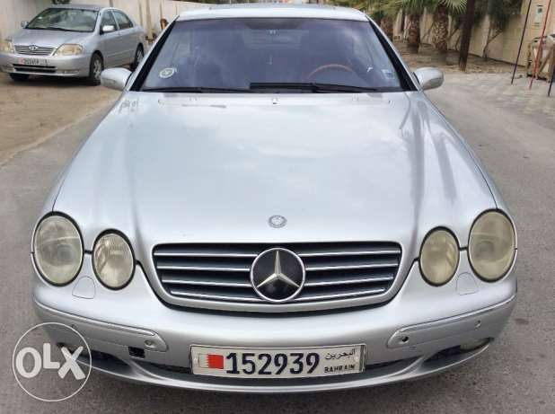 For Sale 2001 Mercedes Benz CL600 Japan Specification