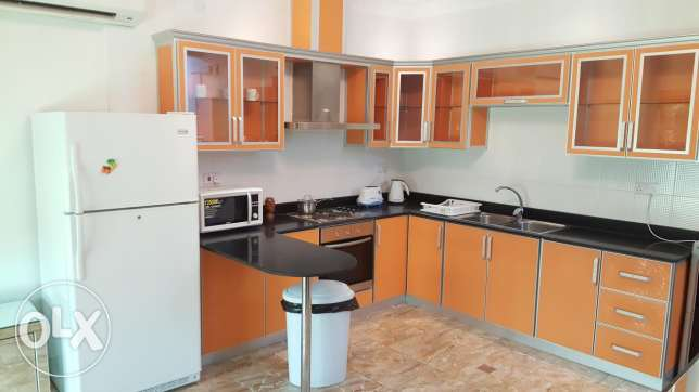 Spacious 2 BHK flat behind st Christopher school سار -  4