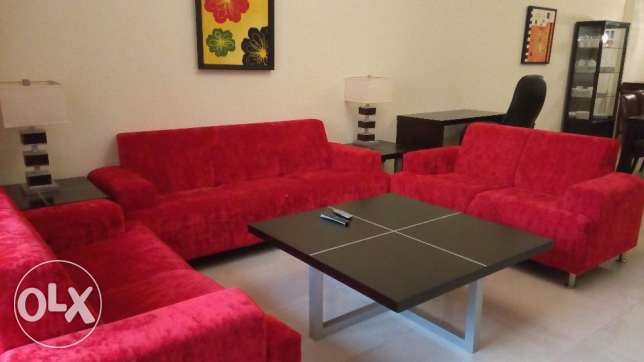 3 Bedroom Fully Furnished Apartment in Juffair