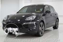 Used Porsche Cayenne S 2011 for sale in Bahrain