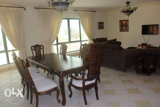 Wonderful Spacious 3 BR apartment in Juffer