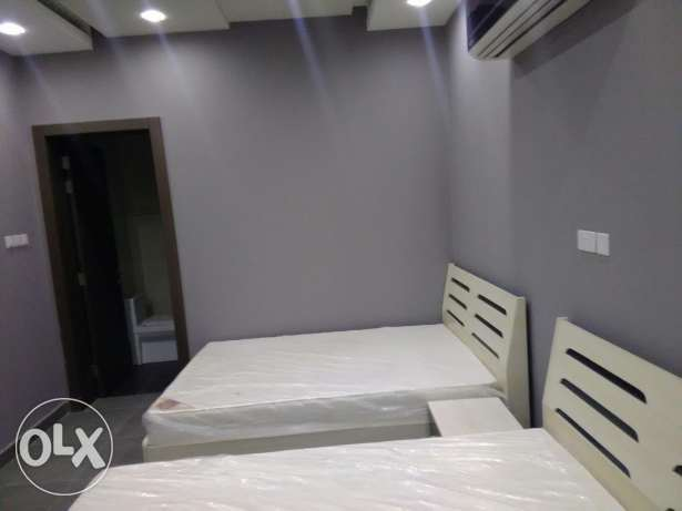 Huge fully furnished flat for rent in new tubli