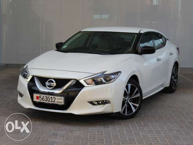 Nissan Maxima 3.5L White 2016 For Sale
