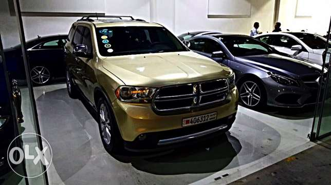 Dodge Durango 2011 Limited 7 seats 77000 km full option
