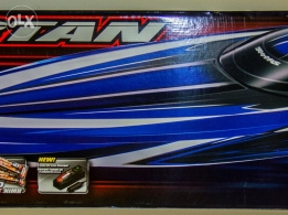 For sale traxxas spartan