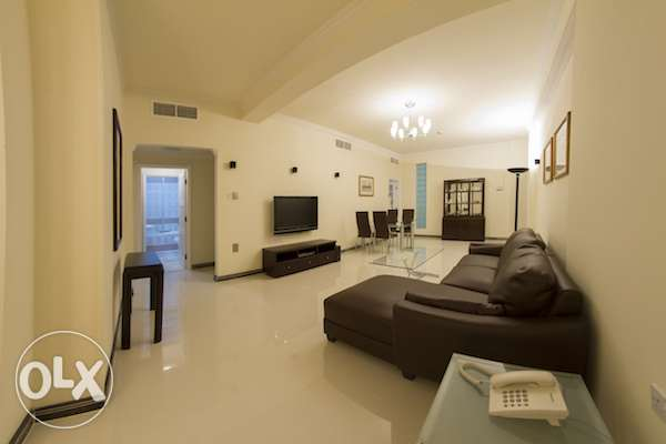JUFFAIR-FULLY FURNISHED-With Amneties-2bedroom,2bath,hall,lift,kitchen