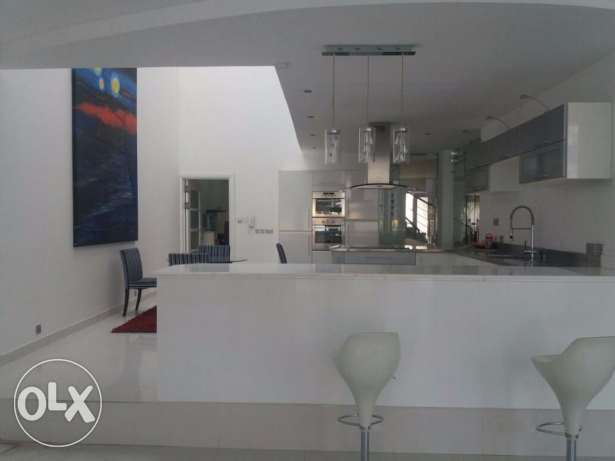 Excellent semi furnished Villa in Amwaj islands جزر امواج  -  5