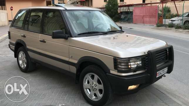 For Sale Range Rover V8.Engine.4600 Model:2002
