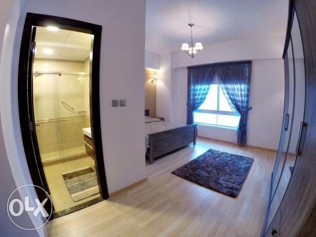 A wonderful two bedrooms apartment in Jufair Heights
