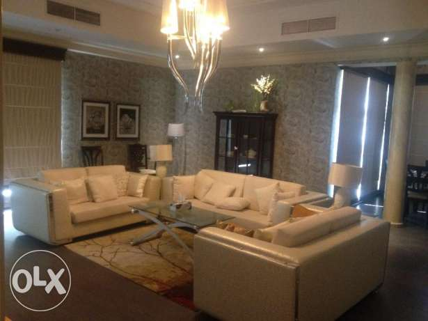 Beautiful 3 BR furnished flat for rent in Juffair
