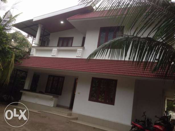 A very good purely residential 21 cent Land with 1700 sqrft new house