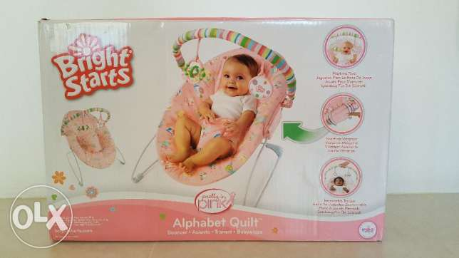 Brand New Seal packed Bright Stars Bouncer
