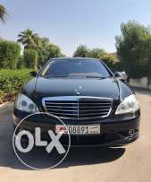Mercedes - S500 model 2009 Perfect condition