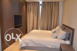 SEEF-1BDR Brand New furnished flat with pool/gym/internet and more